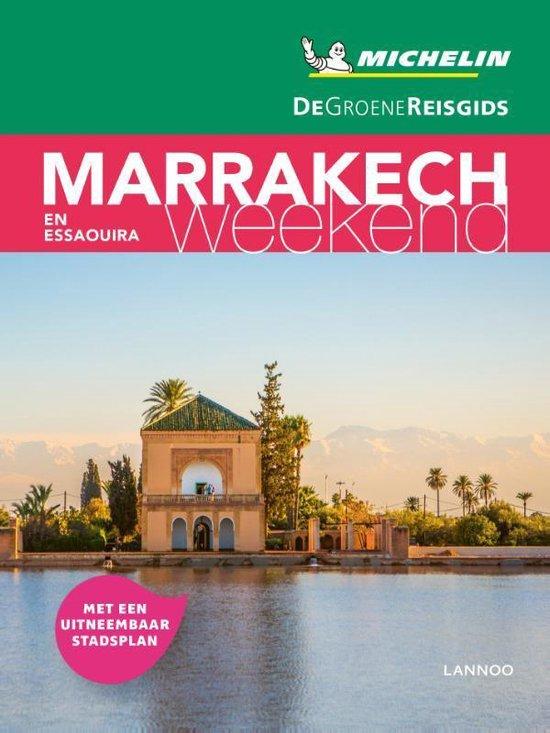 De Groene Reisgids Weekend - Marrakech - none  