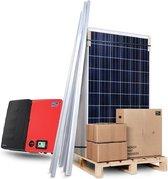 Zonnepanelen compleet pakket 1400W