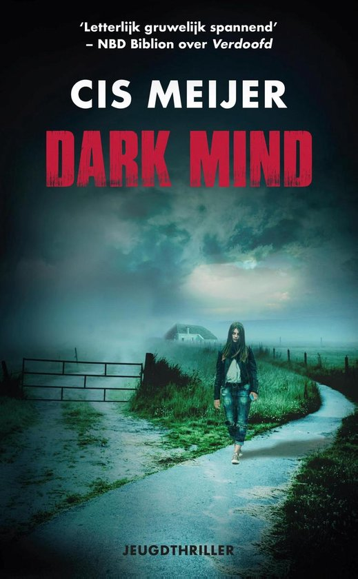 Politie niet betreden - Dark mind - Cis Meijer |
