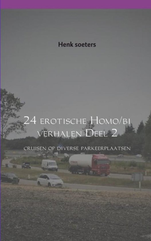 24 erotische Homo/bi verhalen Deel 2 - Henk Soeters  
