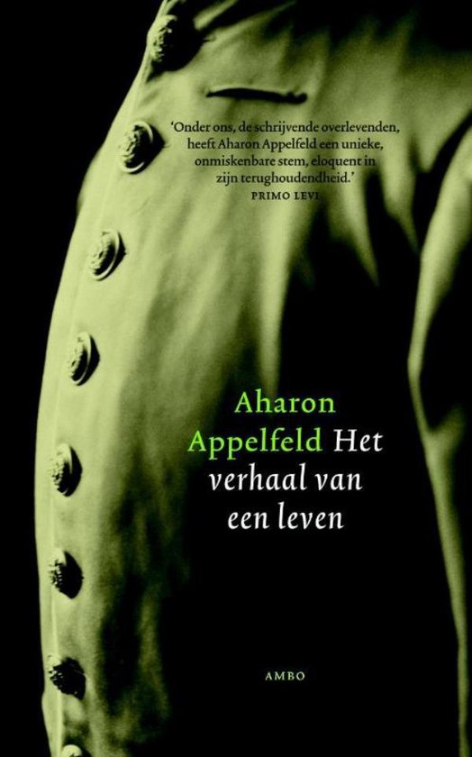 Verhaal van een leven - Aharon Appelfeld   Fthsonline.com