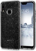 Spigen Transparant Liquid Crystal Glitter™ Case Huawei P20 Lite