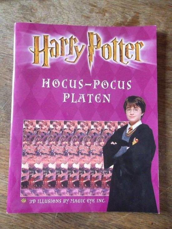 Harry potter Hocus-Pocus platen boek (3D illusie platen) - Auteur Onbekend  