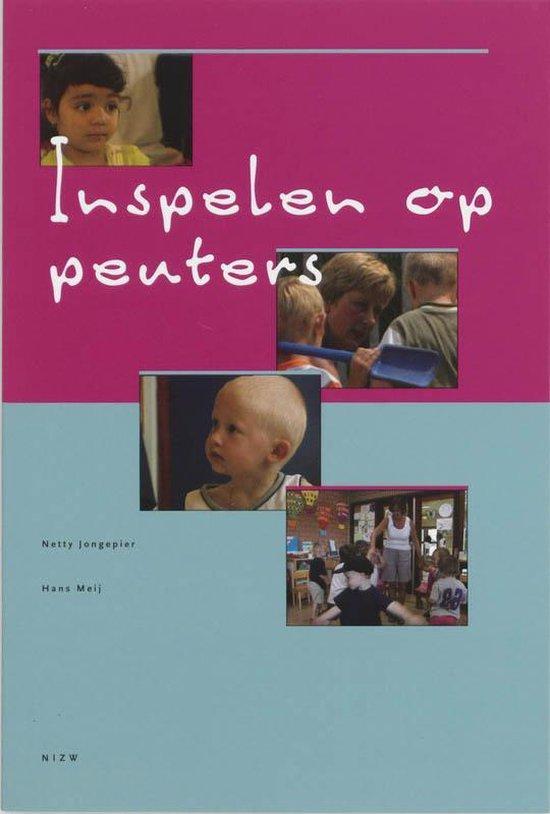 Inspelen Op Peuters - Netty Jongepier | Fthsonline.com