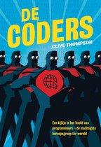 Omslag De coders