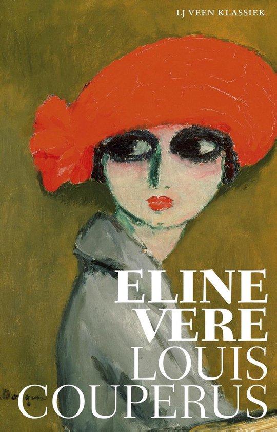 Boek cover Eline Vere van Louis Couperus (Onbekend)