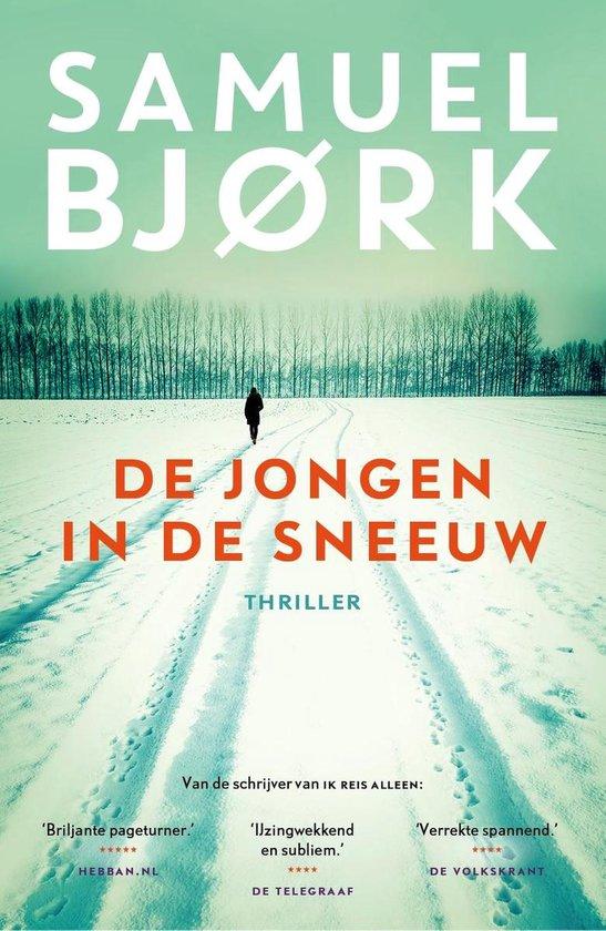 De jongen in de sneeuw (Special Vriendenloterij 2018) - Samuel Björk   Readingchampions.org.uk