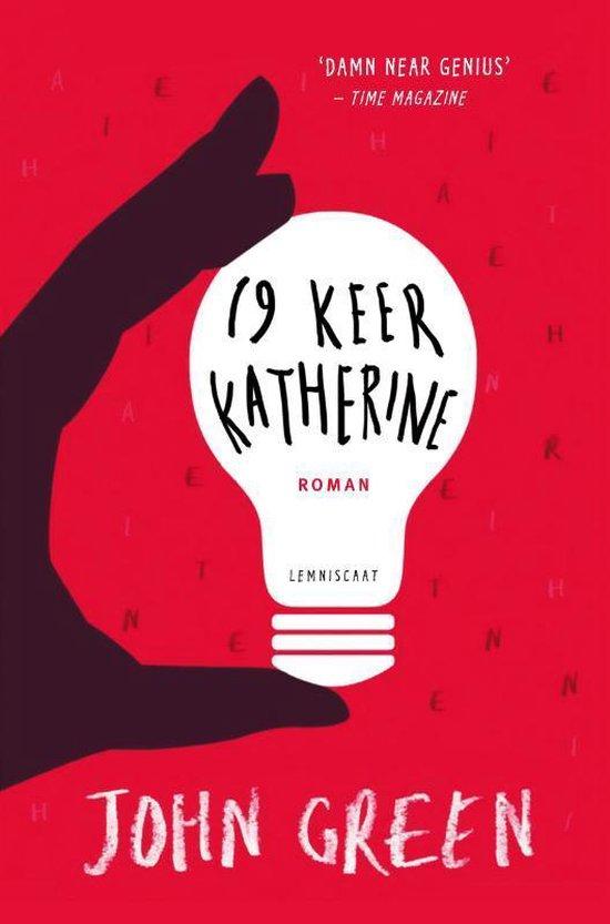 Negentien keer Katherine - John Green |
