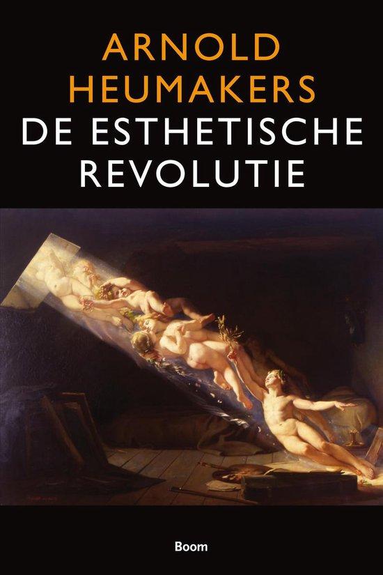 Boek cover De esthetische revolutie van Arnold Heumakers (Paperback)