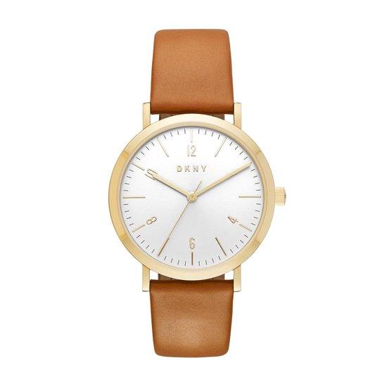 DKNY Goudkleurig Vrouwen Horloge NY2613