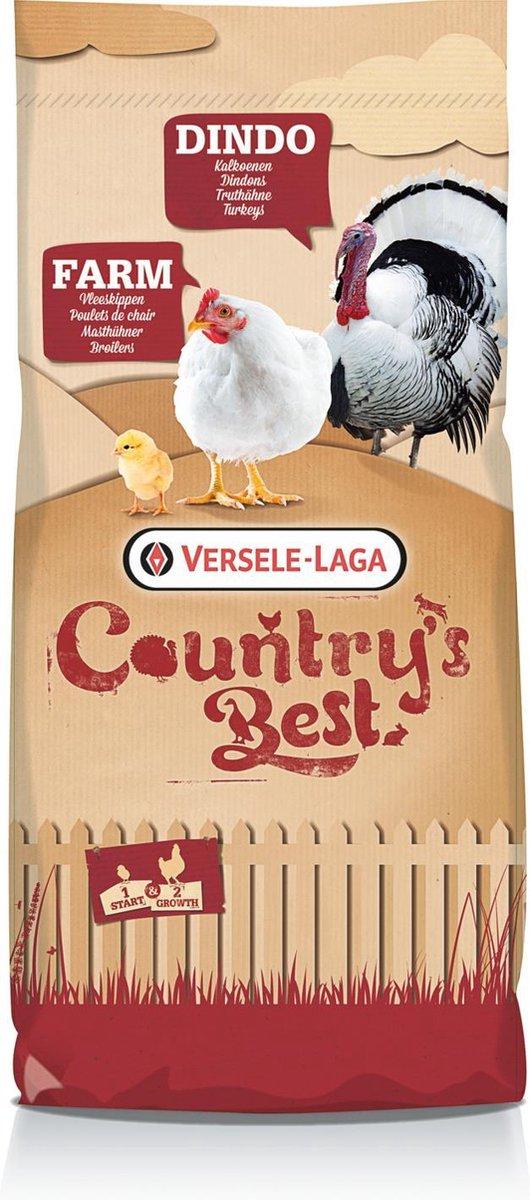 Versele-laga country's best farm 2 yellow mash - Versele-Laga Country`s Best