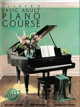 Boek cover Alfreds Basic Adult Piano Course van Manus Morton (Paperback)