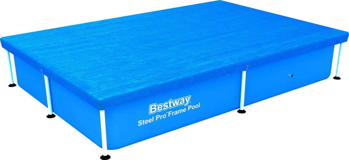 Bestway - Zwembad Afdekzeil - 221 x 154 cm