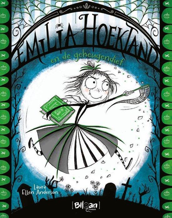 Emilia Hoektand 3 -   Emilia Hoektand en de geheugendief