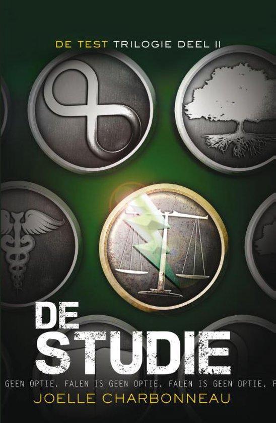 De test-trilogie 2 - De studie - Joelle Charbonneau |