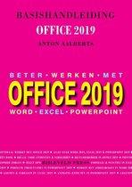 Basishandleiding Office 2019