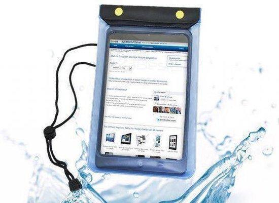 Waterdichte hoes voor de 3q Xl6.5 Inch, transparant , merk i12Cover