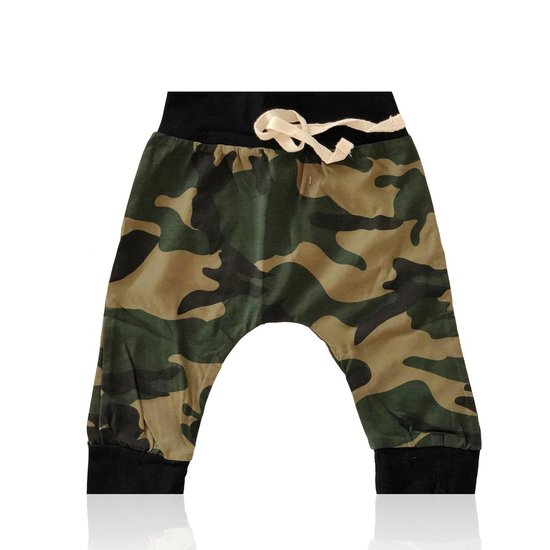 So Cool Baby - Kraamcadeau Army Basic - Geschenkset