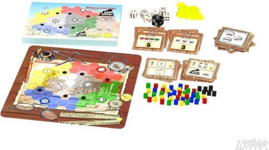 Thumbnail van een extra afbeelding van het spel SteamRollers Bordspel (Engelstalig)