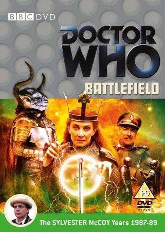Cover van de film 'Battlefield'