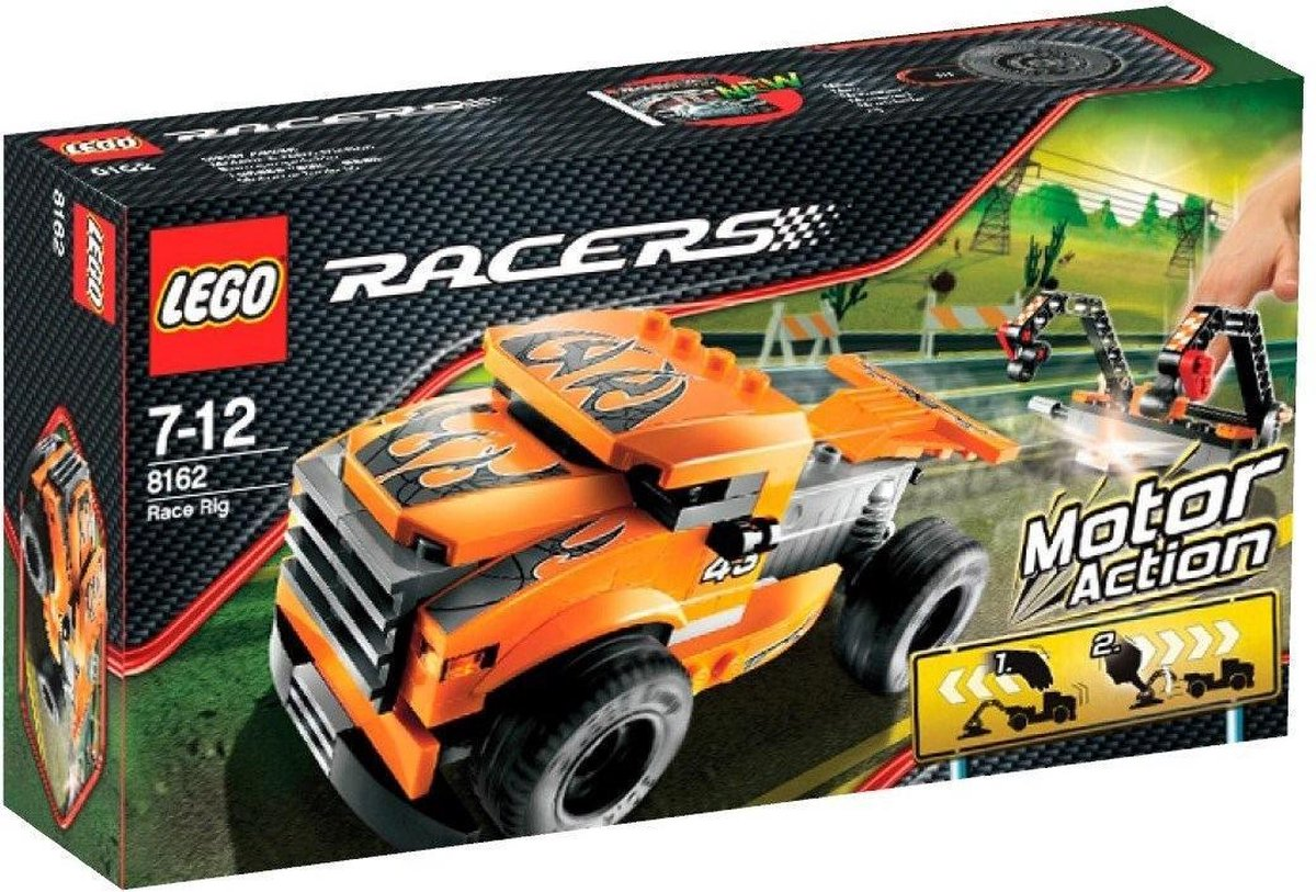 LEGO Racers Rig - 8162