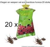 Kerbl Wespen vliegenval eco gifloos horeca doos 20 x