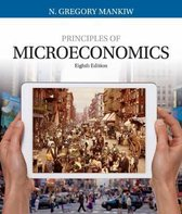 Boek cover Principles of Microeconomics van N. Mankiw