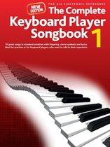 Afbeelding van The Complete Keyboard Player: New Songbook #1