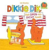 Dikkie Dik - Het open-en-dicht-boek