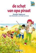 Samenleesboeken - De schat van opa piraat