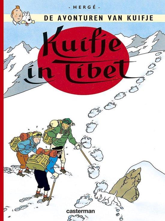 Kuifje 20. kuifje in tibet - Hergé  