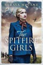 Omslag The Spitfire Girls