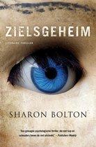 Boek cover Lacey Flint  -   Zielsgeheim van Sharon Bolton