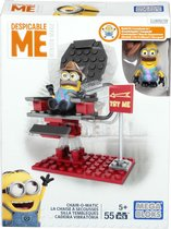 Mega Bloks - Despicable Me - Minions - Chair O Matic - Constructiespeelgoed