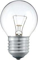 Kogellamp Gloeilamp - 40 Watt Helder E27 - (10 stuks)