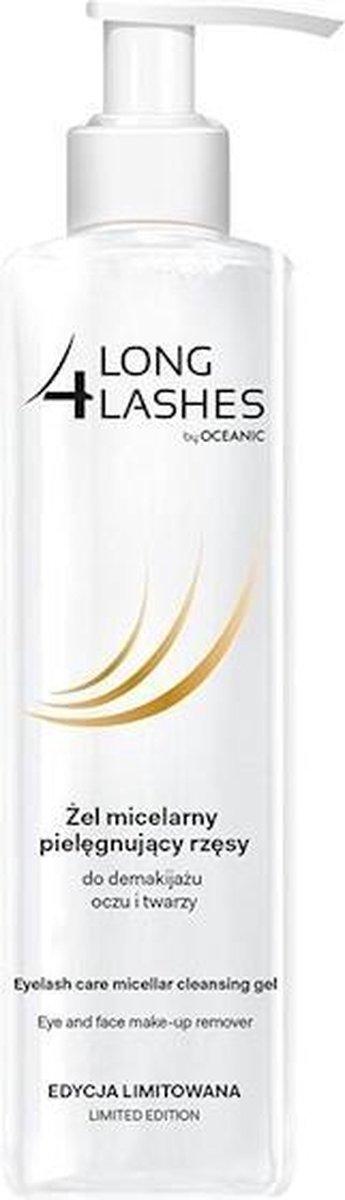 Long4Lashes Eyelash care micellar cleansing gel - Long4Lashes