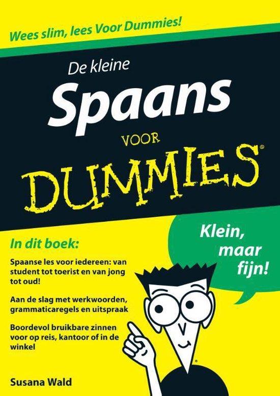 Voor Dummies - De kleine Spaans voor Dummies - Fontline   Readingchampions.org.uk