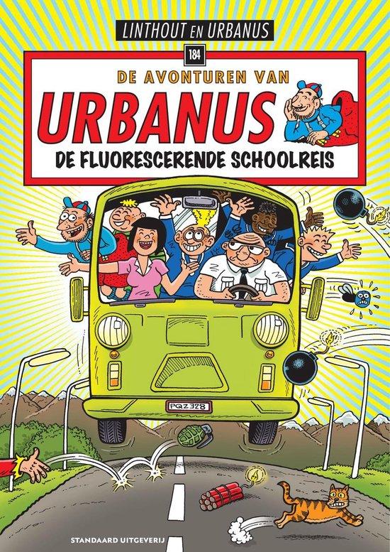 Urbanus 184. de fluorescerende schoolreis - Urbanus |