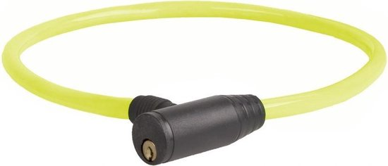 M-Wave Automatisch - Kabelslot - 61 cm - Geel