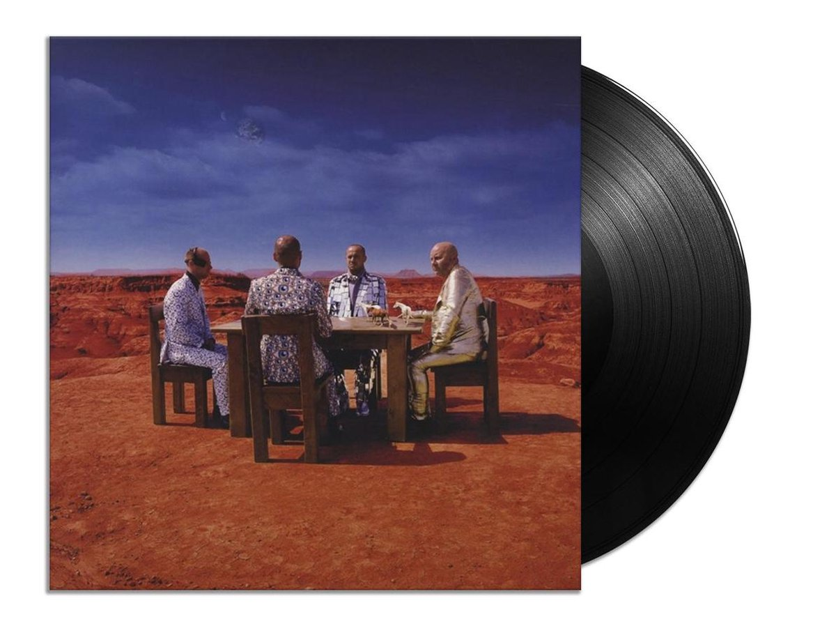 Black Holes & Revelations (LP) - Muse