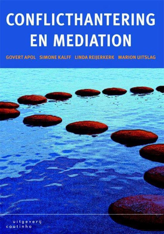 Conflicthantering en mediation - G. Apol pdf epub