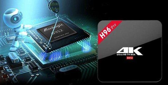 Wechip H96 Pro 2GB-16GB S912