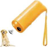 Diervriendelijke Ultrasone Anti-Blaf Apparaat - Effectieve Hondentrainer - Anti Blaf Middel - Ultrasone Hondentrainer - Honden Clickertraining - Trainingshulp