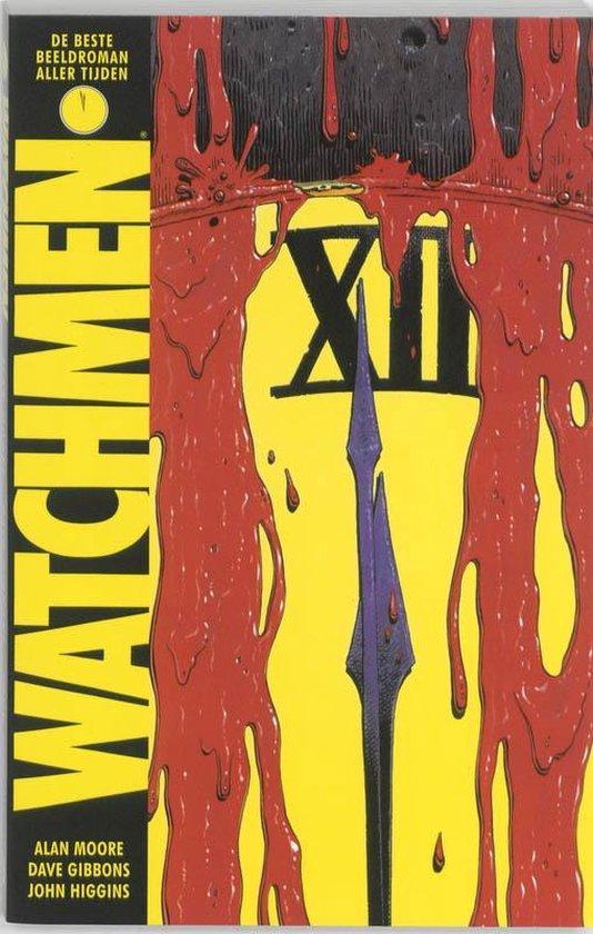 Watchmen - Alan Moore |