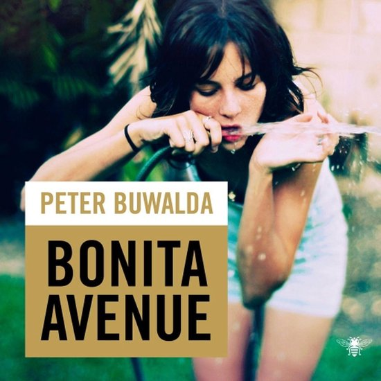 Boek cover Bonita Avenue van Peter Buwalda (Onbekend)