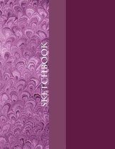 Sketchbook, Drawing Book by Centurion Books, (100 White sheets) 8.5 X 11