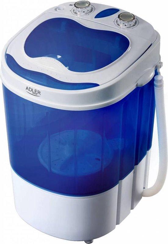 Adler AD 8051 Mini wasmachine met centrifuge