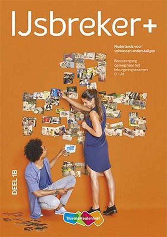 IJsbreker+ Werkboek deel 1B inclusief voucher - Marilene Gathier |