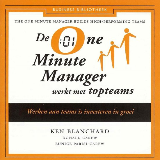 De One Minute Manager werkt met topteams - Ken Blanchard | Readingchampions.org.uk