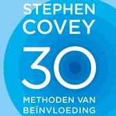 Boek cover 30 methoden van beïnvloeding van Stephen R. Covey
